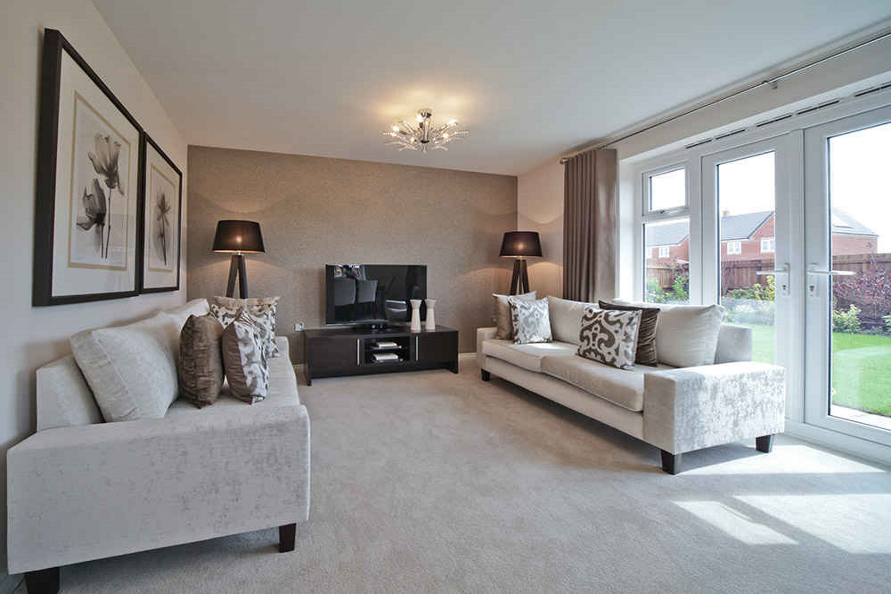 Rackenford Meadow Rackenford example living room